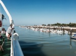 Heading out of El Puerto de Santa Maria 2