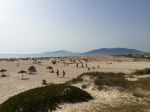 Main beach in Tarifa