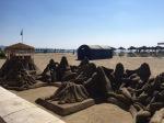Sand sculptures 1, Fuengirola