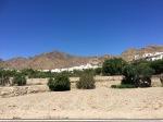 Up into the hills, Nijar