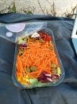 Look, salad!