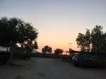 Dawn in Palomares; Cuevas Mar camping