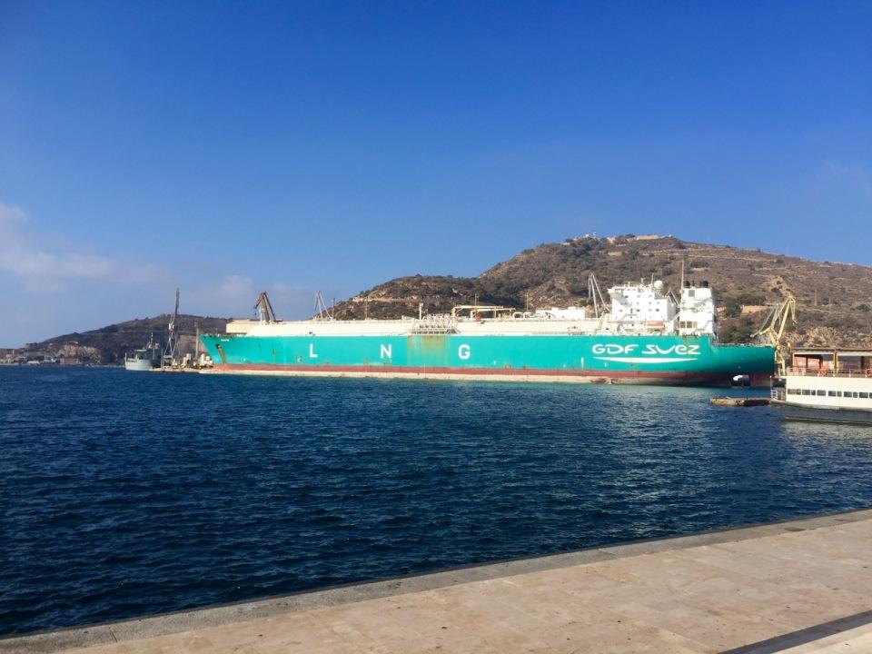 Cartagena - still a major port