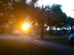 Sunrise in Sant Carles de la Rapita