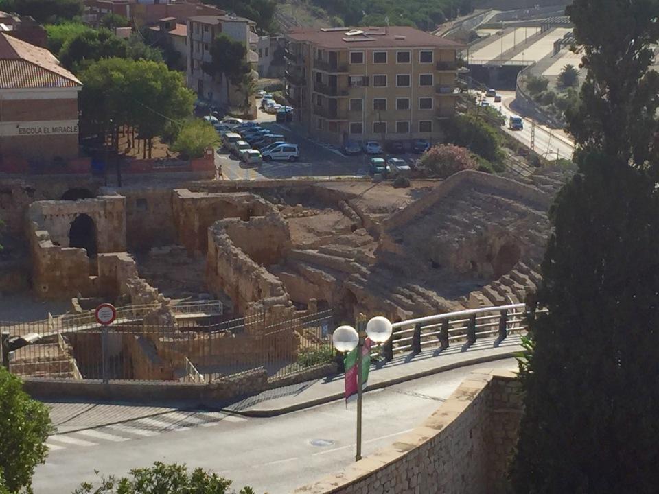Roman ampitheatre 2, Tarragona
