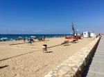 Beach, Calafell, Catalonia