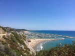 View down to Garraf