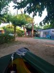 Shaded camping spot at 3 Estrellas