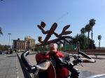 Giant Lobster - Travelling Lobster impressed