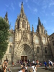Barcelona Cathedral again