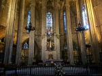 Cathedral altar, Barcelona