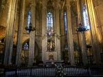 Cathedral altar, Barcelona