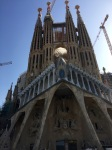 Sagrada Familia - ornate carvings