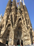 Sagrada Familia - definitely different