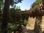 Park Guell viaduct 2