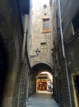 Barcelona is awash with interesting looking lanes