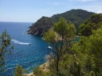 Tossa de Mar - wonderful sea and small coves with boats