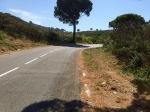 Climb up into Parque Natural Cap de Creus