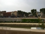 Made it to Narbonne post rain shower
