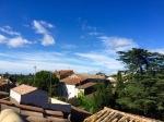 Blue skies in Laurens