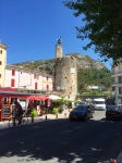 Banana stop in Anduze