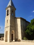 Church in Tharaux
