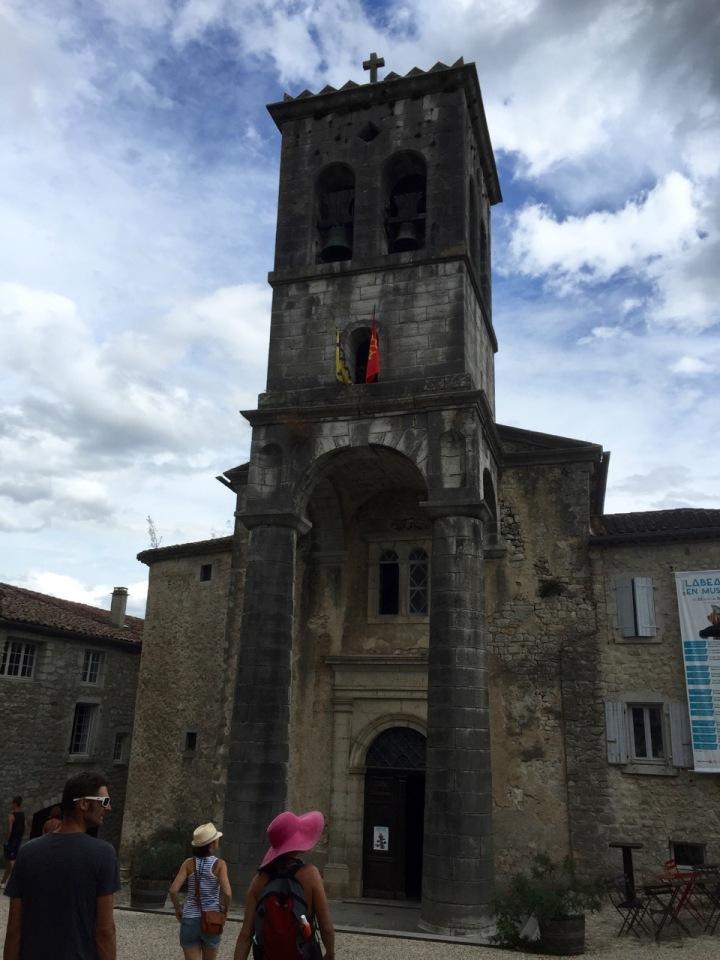 Labeaume church