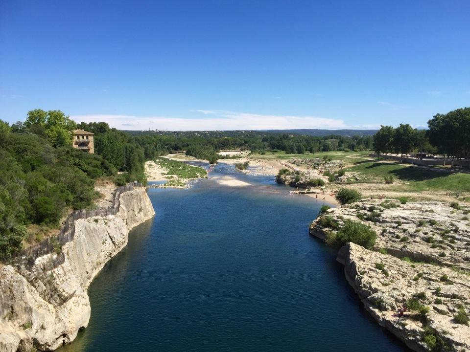 River Gardon