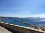 First view of Marseille, from L'Estaque