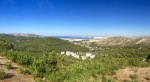 Panoramic view from Les Calanques to Marseille