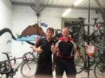 Thumbs up to finding a great bike shop