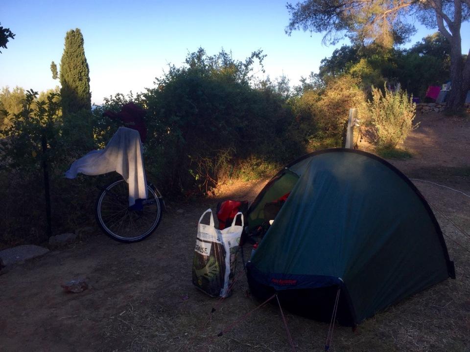 Morning in Le Pradet