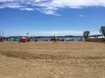 Beach in Sainte-Maxime