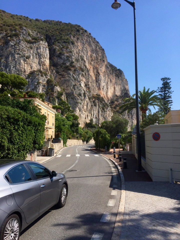 Beaulieu-sur-Mer - on the way to Monaco