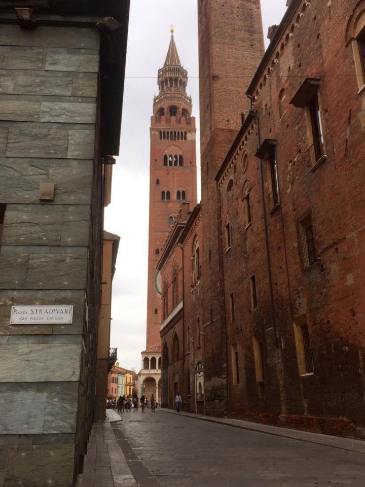 Impressive tower, Cremona
