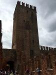 Castelvecchio tower, Verona