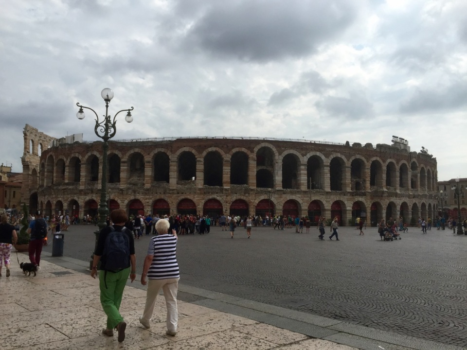 The Grand Arena, Verona