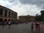 Arena and Palazzo Della Gran Guardia