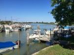 Small harbour near Lido de Jesolo
