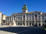 Another grand building in the Piazza Unita d'Italia, Trieste