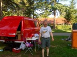 Arpad and his marvellous van