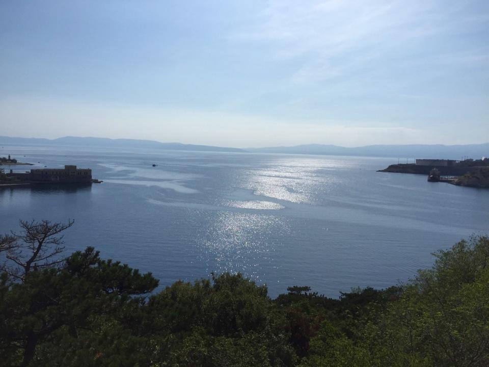 Adriatic looks very inviting