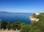 Novi Vinodolski - there were a lot of views like this