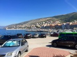 Senj - not sure why I took a picture with the carpark in it!