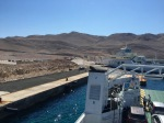 Arriving on Pag