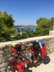 Smaug taking a break, Sibenik