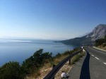 Long climb up to Podgora