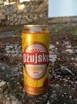 Ozujsko - Croatian beer