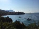Gradac, another typical Croatian coastal town