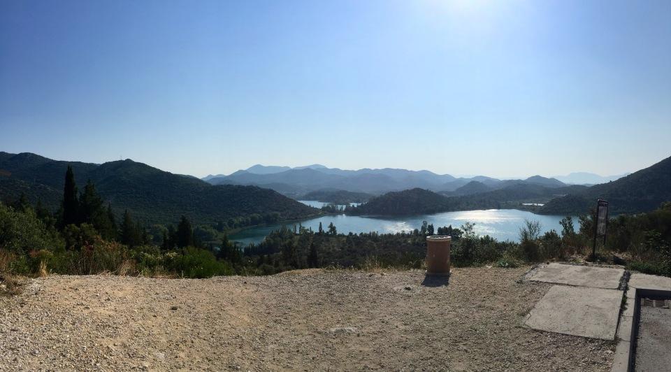 Lakes near Ploce